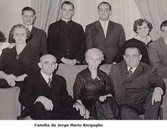 Dos tragedias en el pasado del Papa Francisco