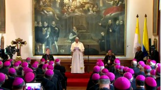 papa_vescovi_colombia_discorso_1
