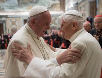 Ratzinger y la polémica por su carta a Francisco