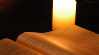 biblebycandlelight