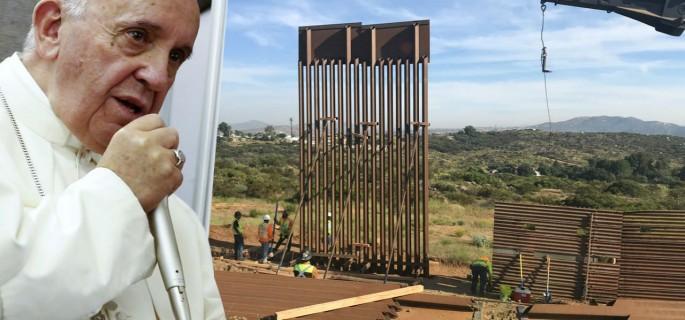 El-Papa-Francisco-se-ha-pronunciado-en-diversas-ocasiones-en-contra-de-la-construcción-de-un-muro-fronterizo.