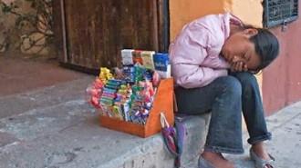 niños pobres 2013