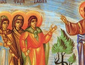 Jesús, la Eucaristía y las Mujeres