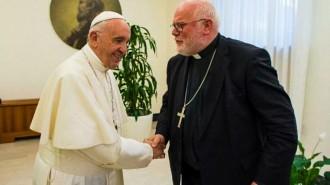 Papa-Francesco-e-il-card.-Reinhard-Marx