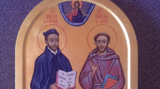 sant'Ignazio-di-Loyola-e-san-Francesco-dAssisi