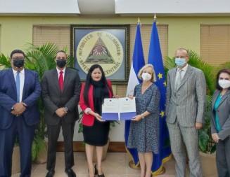 Nueva Embajadora de la Unión Europea en Nicaragua