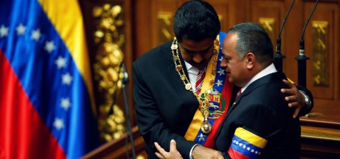 Juramentación-de-Maduro
