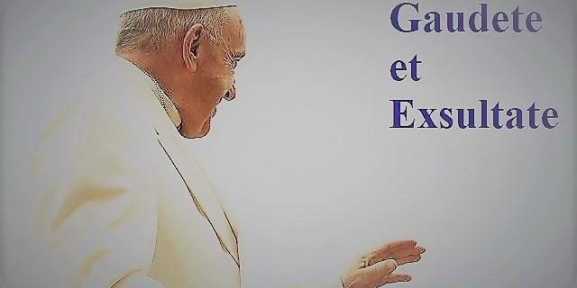 Papa Gaudete copertina montaggio full text sismografo