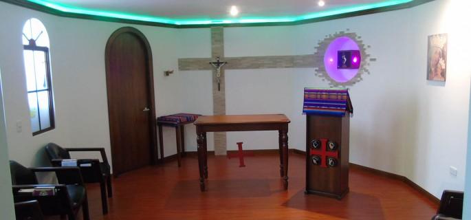 Oratorio Comunidad de Loja - Ecuador 14